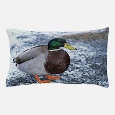 Mallard duck Pillow Case