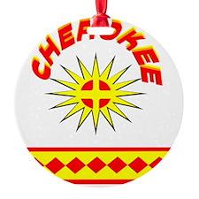 CHEROKEE INDIAN Ornament