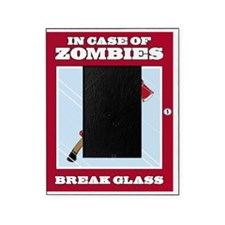 In Case of Zombies Picture Frame