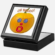 Oh No! Mr.Pumpkin! Keepsake Box