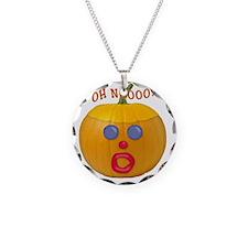 Oh No! Mr.Pumpkin! Necklace