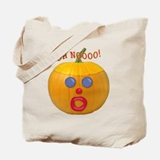 Oh No! Mr.Pumpkin! Tote Bag