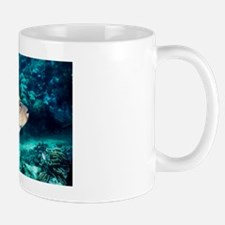 Map pufferfish Mug