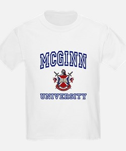 MCGINN University Kids T-Shirt