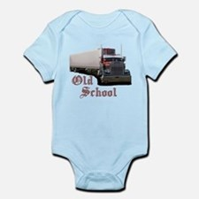 Old School Infant Bodysuit