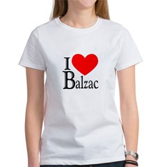 I Love Balzac Tee