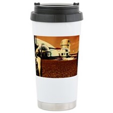 Mars base Travel Mug
