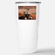 Mars Opportunity rover Travel Mug
