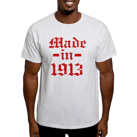Made In 1913 Light T-Shirt