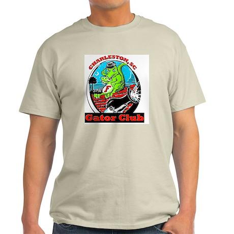 gator-10X10 Light T-Shirt