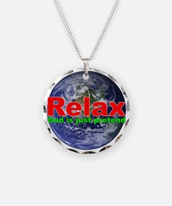 Relax Earth Necklace
