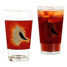 Atherosclerosis Drinking Glass
