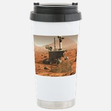 Mars Spirit rover Travel Mug