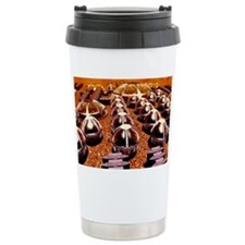 Mars colony Travel Mug