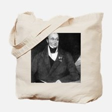 Baron Guillaume Dupuytren, French surgeon Tote Bag