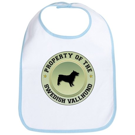 Vallhund Property Bib