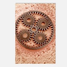Microcogs Postcards (Package of 8)