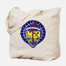 uss oriskany patch transparent Tote Bag