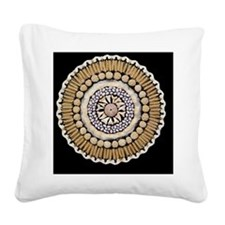 Biological collection Square Canvas Pillow