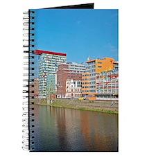 Media Harbour, Dusseldorf, Germany Journal