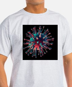 Avian flu virus T-Shirt