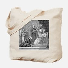 Avicenna, Islamic physician Tote Bag