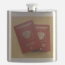 Microchipped passports, Russia Flask