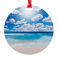 Sunny Beach Ornament