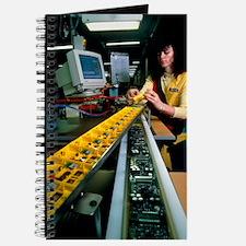 Mindstorm programmable Lego brick manufact Journal