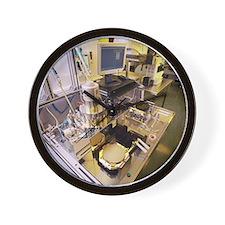 MEMS production, hot embossing Wall Clock