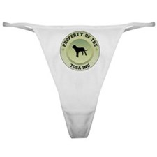 Tosa Property Classic Thong