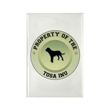 Tosa Property Rectangle Magnet