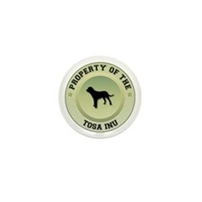 Tosa Property Mini Button (100 pack)