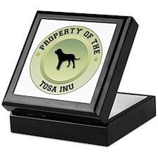 Tosa Property Keepsake Box