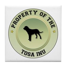 Tosa Property Tile Coaster