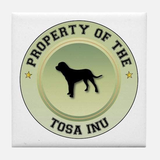 Tosa Property Tile Coaster