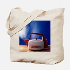 Boiling kettle Tote Bag