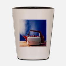 Boiling kettle Shot Glass