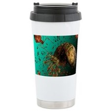 Bacteriophage viruses Travel Mug