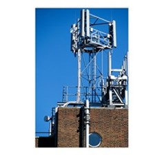 Mobile phone base station Postcards (Package of 8)