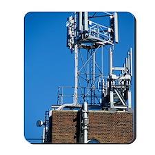 Mobile phone base station Mousepad