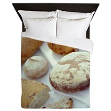 Bread Queen Duvet