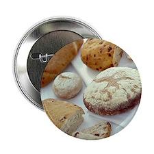 """Bread 2.25"""" Button"""