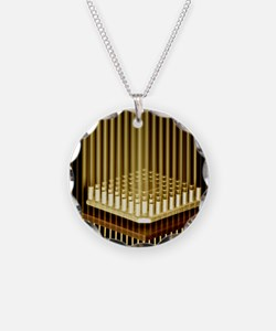 Microprocessor chip Necklace
