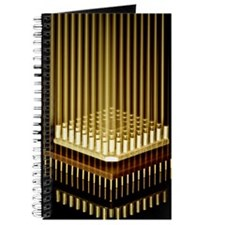 Microprocessor chip Journal