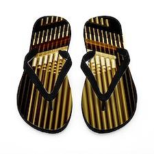 Microprocessor chip Flip Flops