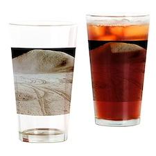 Moon landscape Drinking Glass