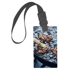 Barbeque Luggage Tag