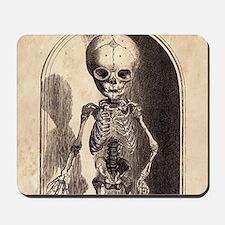 Skeletal Child Alcove Mousepad
