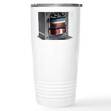 Microwave oven transformer Travel Mug
